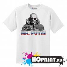 Футболка mr.Putin