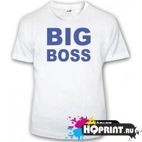 Детская футболка BIG BOSS
