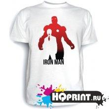 Футболка Iron man