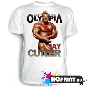 Футболка Jay Cutler