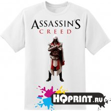 Футболка Assassin's creed(5)
