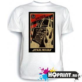 Футболка Star Wars (Darth)