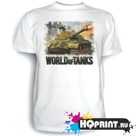 Футболка World of tanks (4)