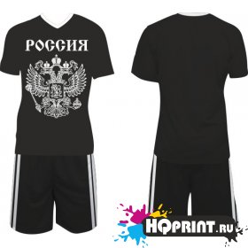 Футбольная форма сборная России FTF 3