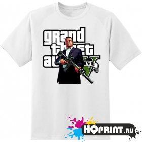 Футболка GTA V (2)