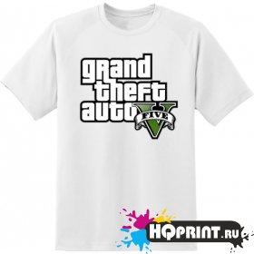 Футболка GTA V (5)