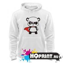Толстовка Супер панда