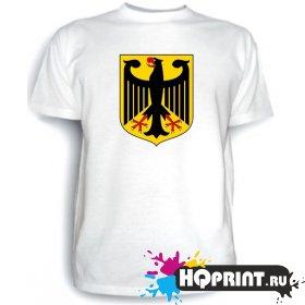 Футболка Герб Германии