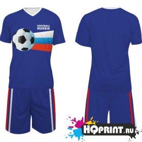 Футбольная форма сборная России FTF 4