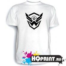 Футболка Warface (лого)