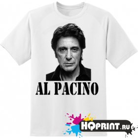 Футболка с Аль Пачино
