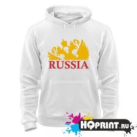 Толстовка Russia (с гербом)