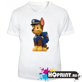 Детская футболка Гонщик Чейз