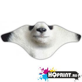 Ветрозащитная маска Панда