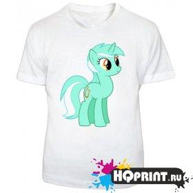 Детская футболка Лира
