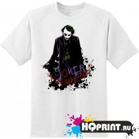 Футболка the Joker