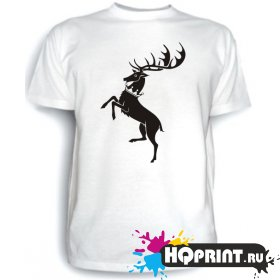 Футболка House Baratheon