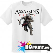 Футболка Assassin's creed(2)