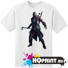 Футболка Assassin's creed(3)