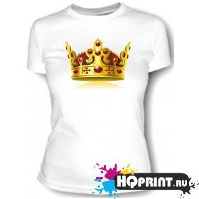 Футболка Золотая корона