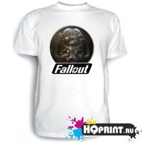 Футболка Fallout 1