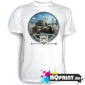 Футболка World of tanks (3)
