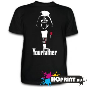 Футболка Your Father