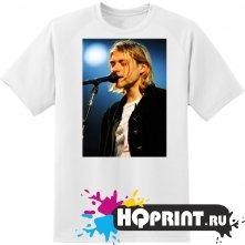 Футболка Kurt Cobain