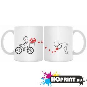 Кружки  велосипед