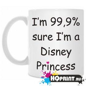 Кружка Disney Princess