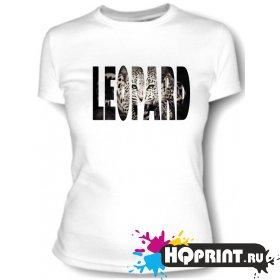 Футболка LEOPARD