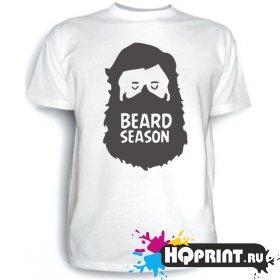 Футболка Beard season