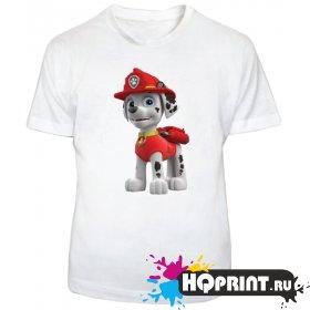Детская футболка Маршал