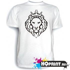 Футболка Lion