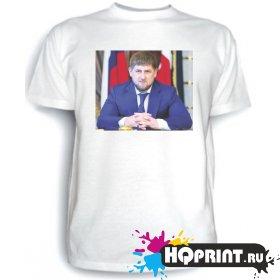 Футболка Рамзан Кадыров