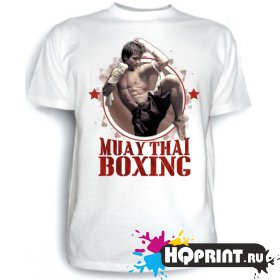 Футболка Muay thai boxing