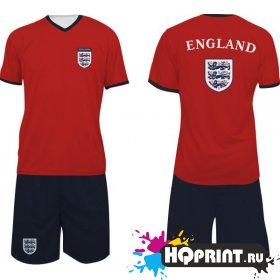 Футбольная форма Сборная Англии FTF