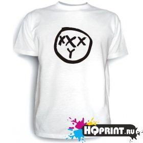Футболка Оксимирон (логотип)