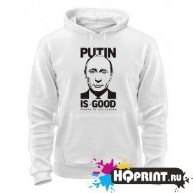 Толстовка Путин