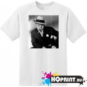 Футболка с Al Capone