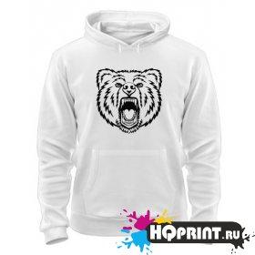 Толстовка Медведь