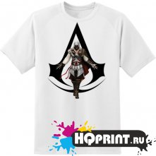 Футболка Assassin's creed(6)
