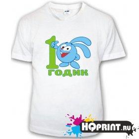 Детская футболка Крош