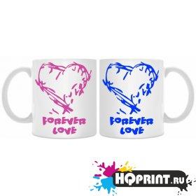 Кружки Forever love