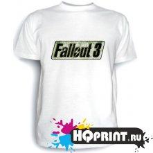 Футболка Fallout 3