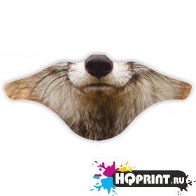 Ветрозащитная маска Лиса