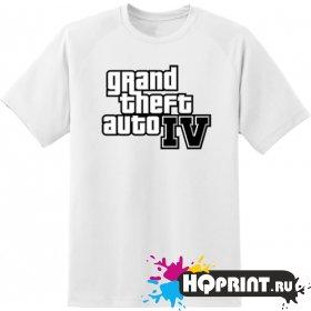 Футболка GTA IV (2)