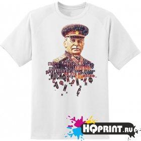 Футболка Иосиф Сталин