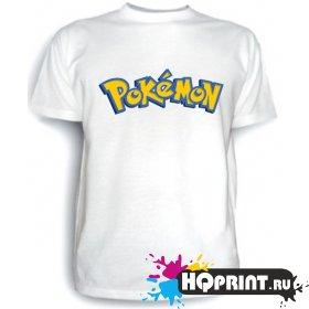 Футболка Pokemon