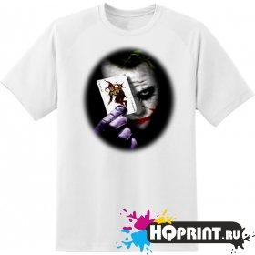 Футболка с Jokerom